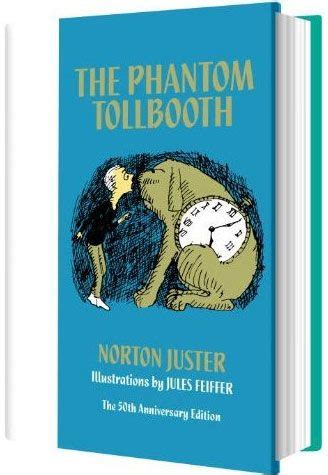 The Phantom Tollbooth by Norton Juster Reading Guide-Book